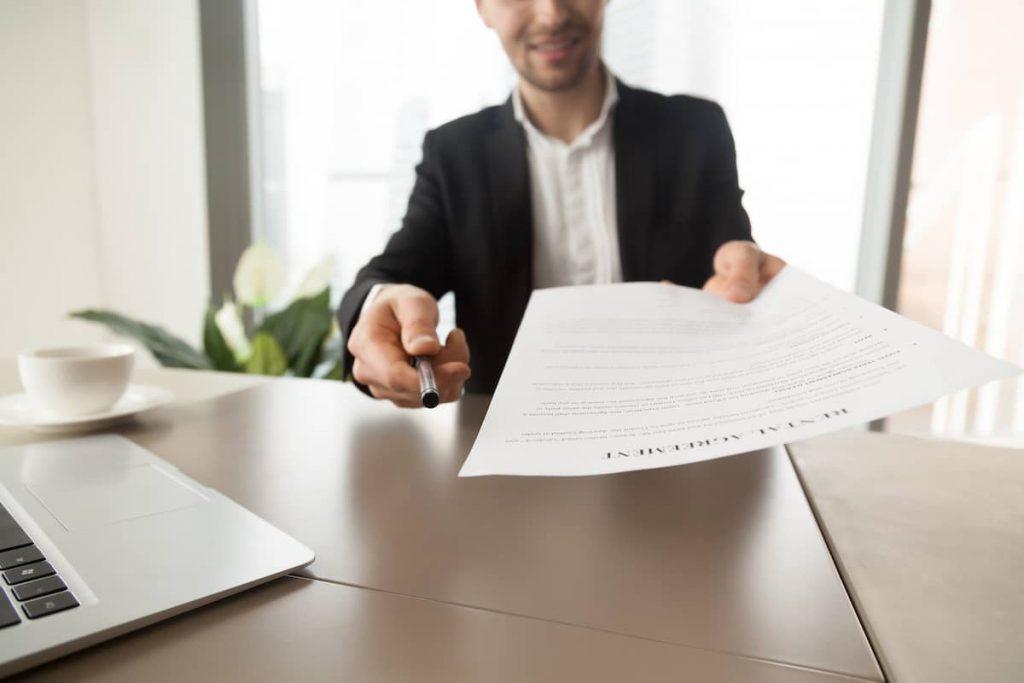 Documentación necesaria para solicitar un préstamo con Asnef